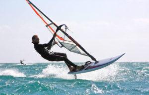 Surflehrer Björn Rusche